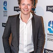 NLD/Hilversum/20150217 - Inloop Buma Awards 2015, Thomas Berge