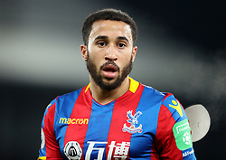 Crystal Palace's Andros Townsend during the Premier League match at Selhurst Park, London, Thursday 28th December 2017