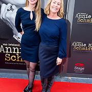 NLD/Amsterdamt/20180930 - Annie MG Schmidt viert eerste jubileum, Angela Groothuizen en dochter Lola Mooij