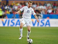 Fotball<br /> USA v Brasil<br /> Foto: DPPI/Digitalsport<br /> NORWAY ONLY<br /> <br /> FOOTBALL - CONFEDERATIONS NATIONS CUP 2009 - GROUP B - 1ST ROUND - USA v BRAZIL - 18/06/2009<br /> <br /> JONATHAN SPECTOR (USA)