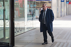 London, UK. 6 November, 2019. Nick Brown MP, Opposition Chief Whip, arrives at Labour Party HQ for an NEC meeting to discuss important selection issues, including whether to lift Chris Williamson's suspension and whether Keith Vaz and Stephen Hepburn should be reinstated for the general election on December 12th. Credit: Mark Kerrison/Alamy Live News