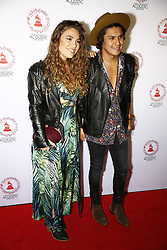 LOS ANGELES, CA - SEP 20: Periko y Jesse Leon attend The Latin GRAMMY Acoustic Sessions at The Novo Theater September 20, 2017, in Downtown Los Angeles. Byline, credit, TV usage, web usage or linkback must read SILVEXPHOTO.COM. Failure to byline correctly will incur double the agreed fee. Tel: +1 714 504 6870.