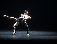 Denis Savin and Svetlana Zakharova 'Modanse' ballet, London Coliseum, UK  02 Dec 2019
