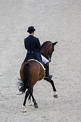 James Connor, (IRL), Casino Royal - Grand Prix Team Competition Dressage - Alltech FEI World Equestrian Games™ 2014 - Normandy, France.<br /> © Hippo Foto Team - Leanjo de Koster<br /> 25/06/14