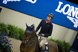 Fuchs Martin, (SUI), SG Future <br /> Training session<br /> Longines FEI World Cup™ Jumping Finals <br /> Las Vegas 2015<br />  © Hippo Foto - Dirk Caremans<br /> 15/04/15