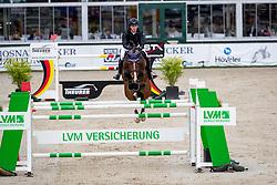 NIEBERG Gerrit (GER), Chilly 15<br /> Hagen - Horses and Dreams 2019<br /> Preis der LVM Versicherung - CSI4* Quali. BEMER-RIDERS TOUR-Wertung<br /> 27. April 2019<br /> © www.sportfotos-lafrentz.de/Stefan Lafrentz