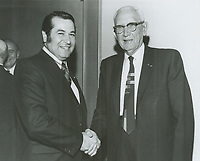 1971 C. E. Toberman at a Hollywood Chamber of Commerce luncheon