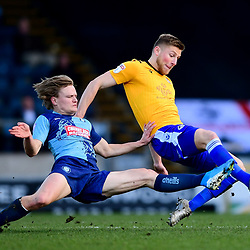 Wycombe Wanderers v Bristol Rovers