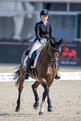Tallberg Anna, FIN, Grevens Zorro<br /> European Championship Dressage Hagen 2021<br /> © Hippo Foto - Dirk Caremans<br /> 10/09/2021