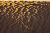 Detail of sand dunes