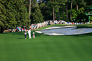 Ian Woosnam (WAL) on the 1st fairway during the 1st round at the The Masters , Augusta National, Augusta, Georgia, USA. 11/04/2019.<br /> Picture Fran Caffrey / Golffile.ie<br /> <br /> All photo usage must carry mandatory copyright credit (© Golffile | Fran Caffrey)