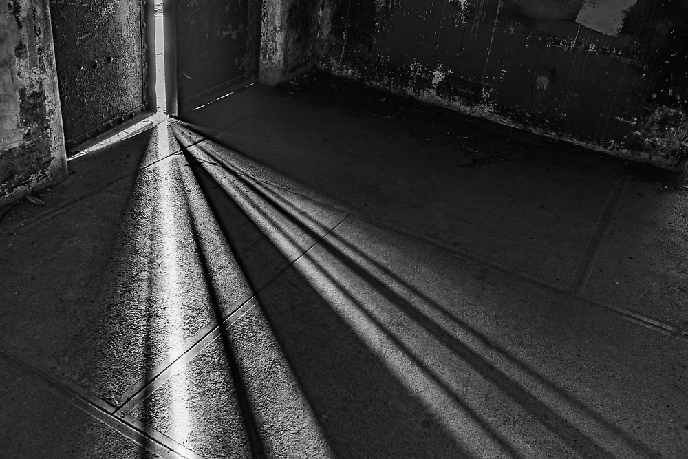 Bunker details, October, Fort Worden State Park, Port Townsend, WA USA