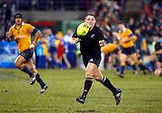 Mark Hammett, All Blacks v Australia, international rugby union, Tri-Nations and Bledisloe Cup test match. Jade Stadium, Christchurch, New Zealand. 13 July 2002. © Copyright photo: Andrew Cornaga / www.photosport.nz