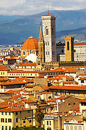 Palazzio Vecchio over rooftops - Florence Italy. .<br /> <br /> Visit our ITALY PHOTO COLLECTION for more   photos of Italy to download or buy as prints https://funkystock.photoshelter.com/gallery-collection/2b-Pictures-Images-of-Italy-Photos-of-Italian-Historic-Landmark-Sites/C0000qxA2zGFjd_k<br /> .<br /> <br /> Visit our MEDIEVAL PHOTO COLLECTIONS for more   photos  to download or buy as prints https://funkystock.photoshelter.com/gallery-collection/Medieval-Middle-Ages-Historic-Places-Arcaeological-Sites-Pictures-Images-of/C0000B5ZA54_WD0s