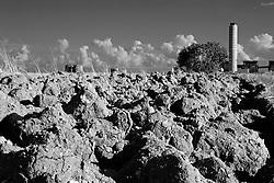 """brindisi - cerano. centrale a carbone """"Federico II"""""""