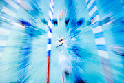 Belo Horizonte, 16 de agosto de 2010..Ensaio do Minas Tenis Clube, como formacao de novos atletas para as Olimpiadas de 2016...Na foto, piscina principal do CT de natacao...Foto: Bruno Magalhaes / Nitro