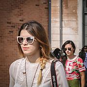 L'ultimo giorno della Settimana della Moda 2013 a Milano<br /> <br /> The last day of Milan Fashion Week 2013