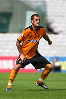 Fotball<br /> England<br /> Foto: Colorsport/Digitalsport<br /> NORWAY ONLY<br /> <br /> Football - Dalymount Park - Bohemians FC v Wolverhampton Wanderers. <br /> Steven Fletcher (Wolves) in action in a pre-season friendly between League of Ireland champions Bohemians FC and Wolverhampton Wanderers at Dalymount Park in Dublin.