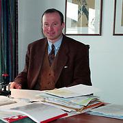 AUT/Lech/19940210 - Ludwig Muxel burgemeester van Lech Oostenrijk