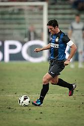 Bari (BA) 21.07.2012 - Trofeo Tim 2012. Inter - Juventus. Nella Foto: Zanetti (I)