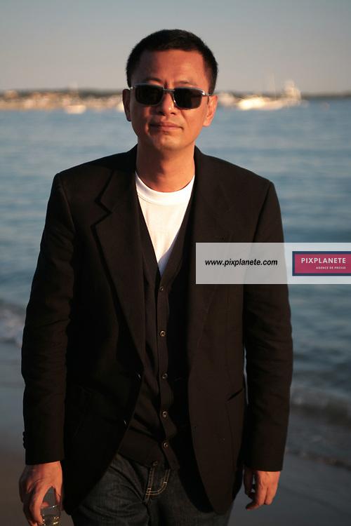 Exclusif - Wong Kar wai - festival de Cannes - 19/5/2007 - JSB / PixPlanete