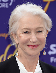 Aladdn World Premiere. 21 May 2019 Pictured: Helen Mirren. Photo credit: MEGA TheMegaAgency.com +1 888 505 6342