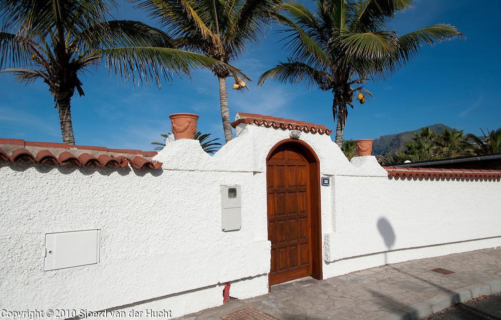 Langs de kust van Puerto Santiago, Tenerife, Spanje - Along the coast of Puerto Santiago, Tenerife, Spain