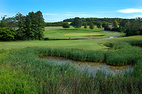 WISSMANNSDORF  - Duitsland - hole 11.   Golf-Resort Bitburger Land. COPYRIGHT KOEN SUYK