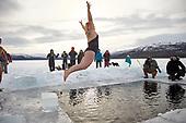 2020 Iceman Polar Plunge