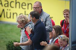 Janssen Sjef, Verwimp Wim, Van Lent Jeroen, (BEL)<br /> Grand Prix<br /> European Championships - Aachen 2015<br /> © Hippo Foto - Dirk Caremans<br /> 12/08/15