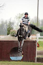 Ostholt Andreas (GER) - Franco Jeas<br /> CCI*** La Pista Vairano Italy 2010<br /> © Hippo Foto - Beatrice Scudo