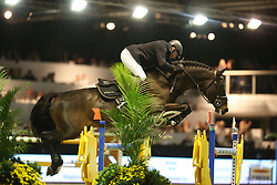 Whitaker John, (GBR), Argento<br /> CSI4* Jumping International Liege 2015<br /> © Hippo Foto - Counet Julien