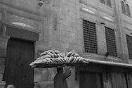 Egypt . Cairo : wakala of DHU AL FIKAR ODA BASHI and Gamalyah street. Islamic cairo   Uda BASHI NM19