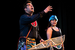 Assembly of First Nations Conference Gala at the Yukon Arts Centre in Whitehorse, Yukon, July 2013