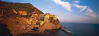 Italie, Ligurie, Cinque Terre, Village de Manarola // Manarola Village, Cinque Terre, Ligurie, Italy