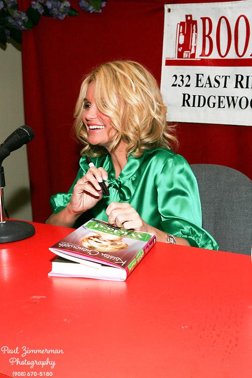"17 April 2009- Ridgewood, New Jersey.  Kistin Chenoweth "" Bit Wicked""   Book Signing held at Bookends Book Store Ridgewood, New Jersey.<br /> Photo Credit:  Paul Zimmerman/AdMedia"