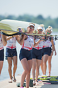 Caversham, Nr Reading, Berkshire.<br /> <br /> Melanie WILSON. Olympic Rowing Team Announcement morning training before the Press conference at the RRM. Henley.<br /> <br /> Thursday  09.06.2016<br /> <br /> [Mandatory Credit: Peter SPURRIER/Intersport Images] 09.06.2016,