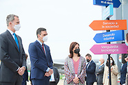 041521 King Felipe VI attends the Opening of the new Airbus Campus