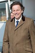 Staatsbezoek Denemarken - Dag 1. Aankomst van het Koninklijk gezelschap op vliegveld Kastrup<br /> <br /> State visit Denmark - Day 1. Arrival of the Royal Family at Kastrup airport<br /> <br /> op de foto / On the photo: Geert Koenders
