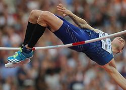 Bohdan Bondarenko of the Ucraine during day ten of the 2017 IAAF World Championships at the London Stadium, UK, Sunday August 13, 2017. Photo by Giuliano Bevilacqua/ABACAPRESS.COM