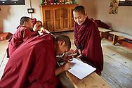Bhutanese nuns