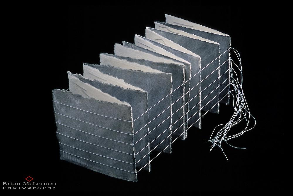 Paper Sculpture by Linda Welker
