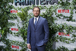 Charlie Hunnam attends the Triple Frontier premiere held at Callao Cinema on March 6, 2019 in Madrid, Spain. Photo by A. Perez Meca/AlterPhotos/ABACAPRESS.COM