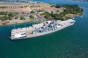USS Missouri, Peral Harbor, Honolulu, Hawaii<br />
