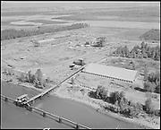 "ackroyd-P444-09 ""Aerials Port Center, Rivergate Industrial District, September 30, 1968. (Oregon Steel construction)"