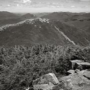 Wright Peak from Algonquin Peak, Adirondack Mountains, NY