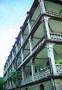 The Archbishopric building, Victoria, Mahe, Seychelles