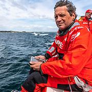 Leg 11, from Gothenburg to The Hague, day 02 on board MAPFRE, Joan Vila. 22 June, 2018.