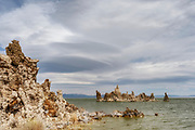 East Sierra landscape images from Mono Lake, California