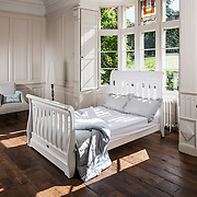 High end furniture photographed in a stately English home as part of an on going advertising campaign.